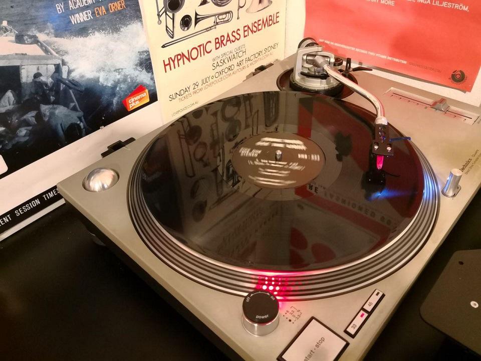 Eddie Russ Vinyl
