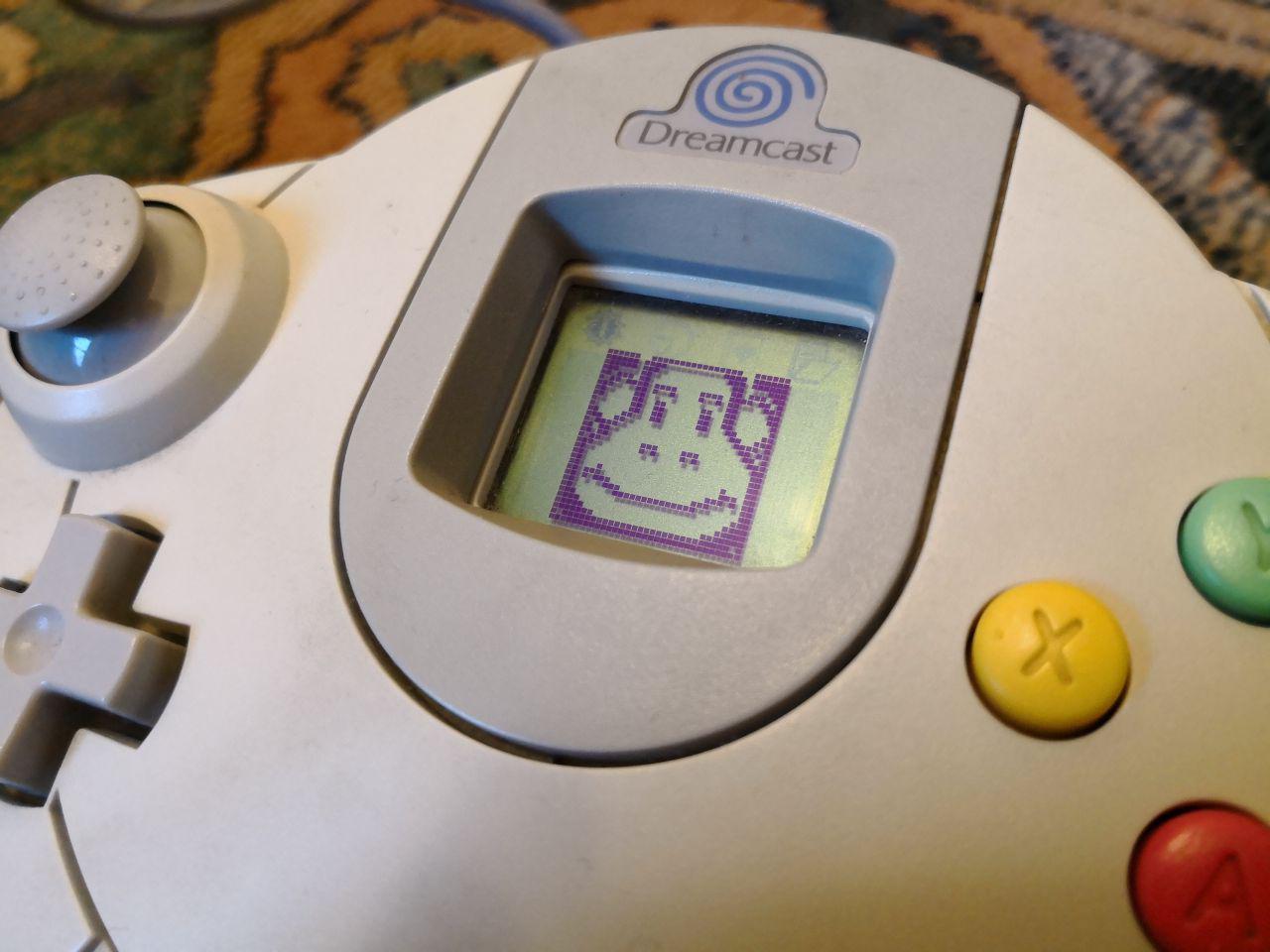 Dreamcast VMU icon